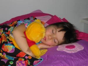 sleeping angel 2